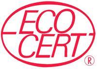 Logo de la certificación Ecocert